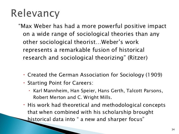basic concepts in sociology max weber pdf
