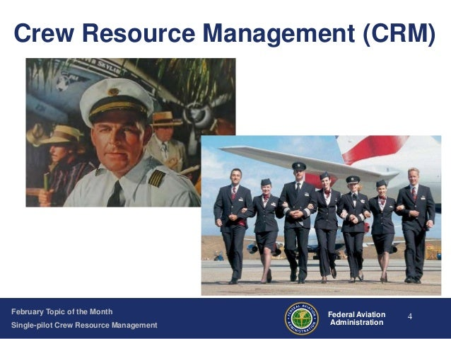 Crew Resource Management (CRM) Online Course