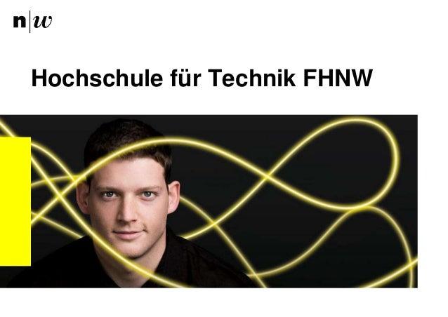 Hochschule für Technik FHNW