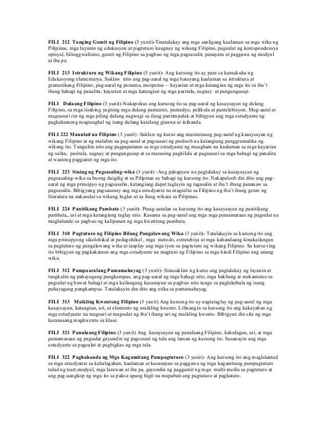 kaugnay na pag aaral ng kursong accountancy Tatangkaing ilarawan at suriin sa pag-aaral na ito ang pag-unlad ng wikang filipino sa makabagong panahon, sa unang antas ng kursong bs education major in filipino sa taong panuruan 2014-2015 sa icct college ng pilipinas, lungsod ng cainta, rizal.