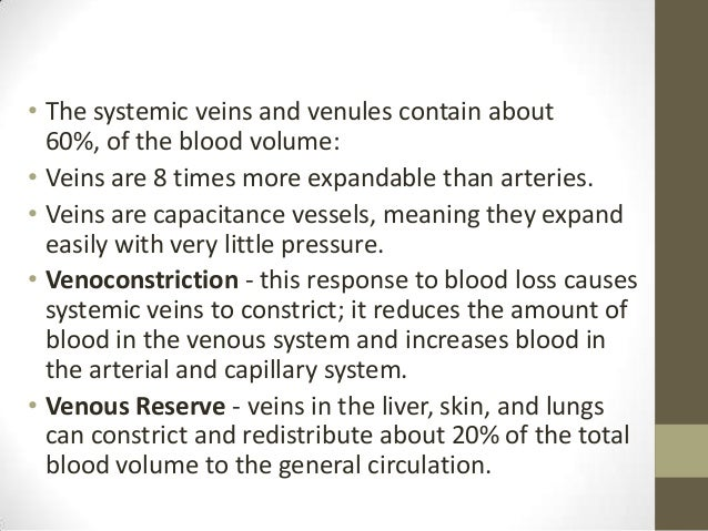 14.structure & functions of capillaries, venules and veins