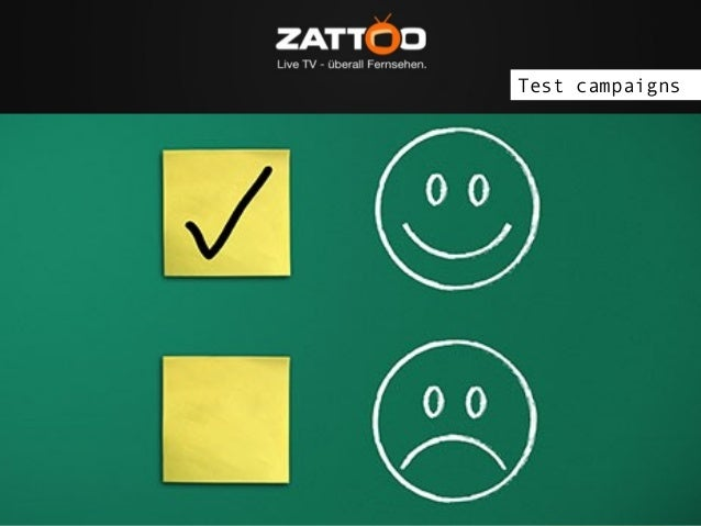 """The idea: Zattoo brings Live TV on """"connected devices"""" Test campaigns  12"""