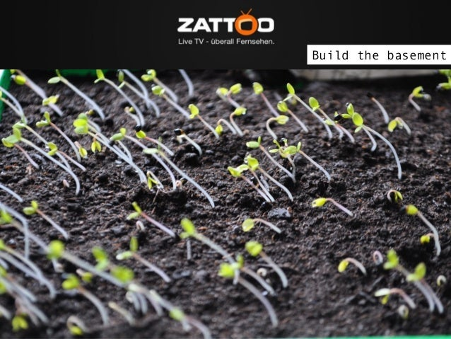 """The idea: Zattoo brings Live TV on """"connected devices"""" Build the basement  4"""