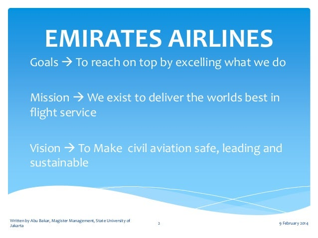 business strategy of emirates airline Emirates airline said on wednesday it expects to fly 70 million passengers in 2020, adding that it is already progressing on plans to ensure the right infrastructure are in place to support and capitalise on this growth the plans were unveiled by emirates airline president tim clark at a presentation to.