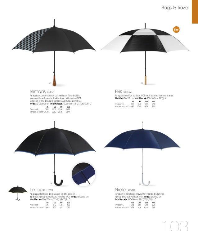 06 37 06 06 37 Boda MO8326 Paraguas de 8 paneles en PVC con cuerda para la muñeca en el mango. Medida Ø98x80 cm Info Marca...