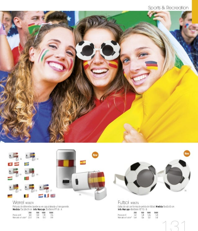 04 06 10 03 05 08 10 04 09 05 10 06 08 04 Anima MO8279 Aplaudidor en PP con forma de pelota de fútbol. Medida Ø8x18x1 cm I...