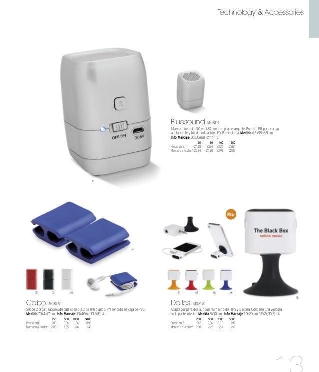 Sonosoft 05 48 04 03 05 Sonosoft MO8146 Auriculares en estuche redondo de silicona/ABS. Cable de 120cm. Medida 6,5x6,5x1,5...