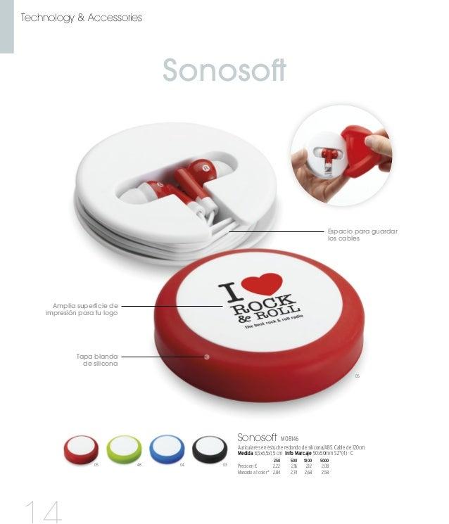 06 04 06 05 03 06 06 Musisoft MO7267 Auriculares de silicona. Insonoriza el ruido externo para una mejor calidad de sonido...