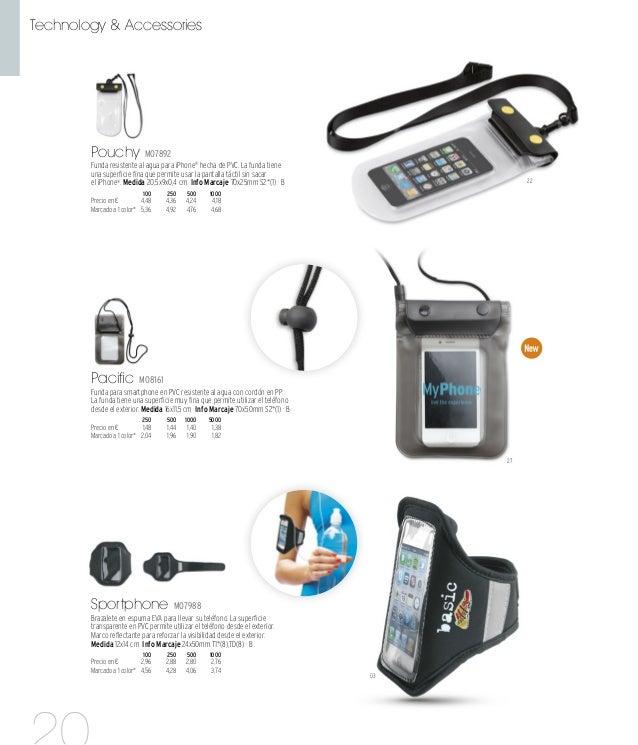 04 06 48 05 03 06 06 06 06 03 Standol MO8079 Soporte plegable para smartphone y tablet en ABS blanco con punta gris de sil...