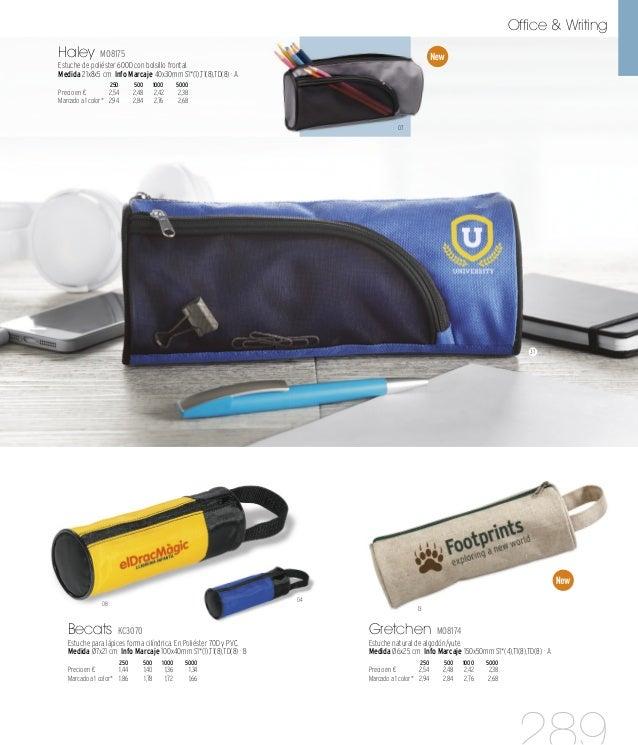 Nuevo Catálogo regalo promocional 2014