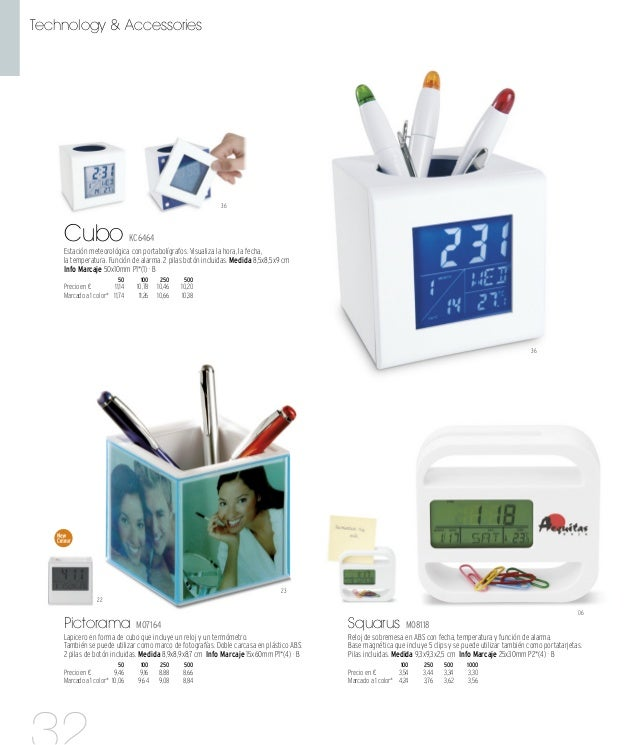 Lightclock 22 06 Messenclock MO7784 Reloj alarma en ABS con luz trasera de color azul, calendario y termómetro. Incluye lá...