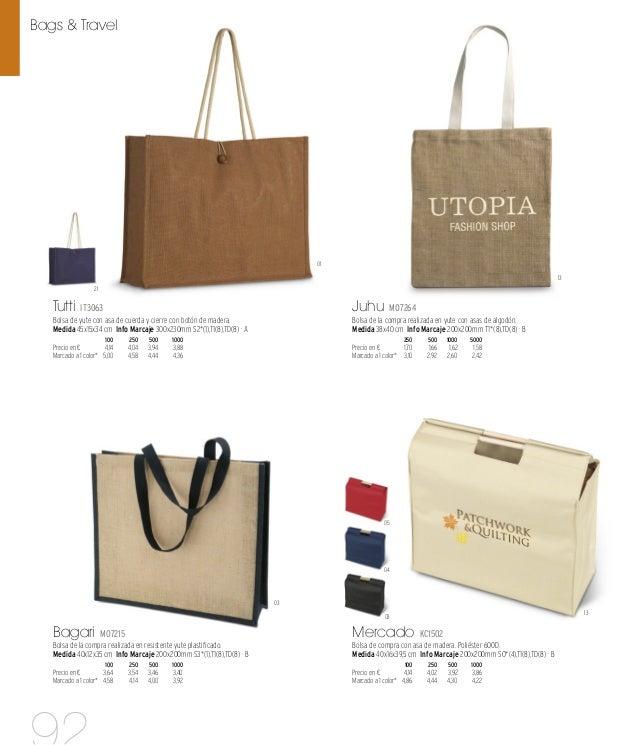 13 04 03 03 17 05 38 10 48 04 10 Shopmag KC6350 Bolsa de la compra en material no tejido 75gr/m2 . Medida 34x6,5x37,5 cm I...