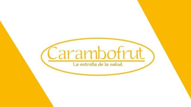En Carambofrut toda nuestra línea de productos son hechos con la conciencia de que la salud de nuestros consumidores es lo...