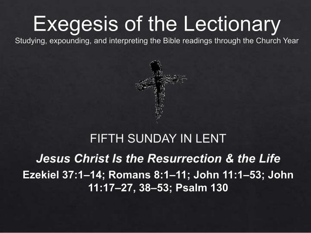 In our culture, though eternal life is chased after, resurrection is feared. What does new life mean for the Christian?
