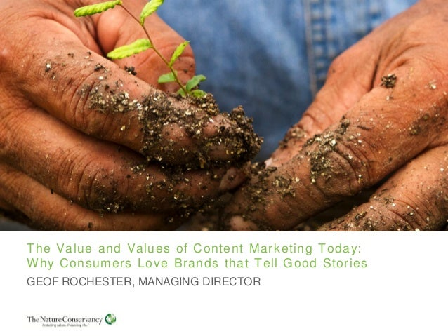 The Nature Conservancy (TNC) /4 Protect & Restore Transform by Valuing Inspire and Broaden