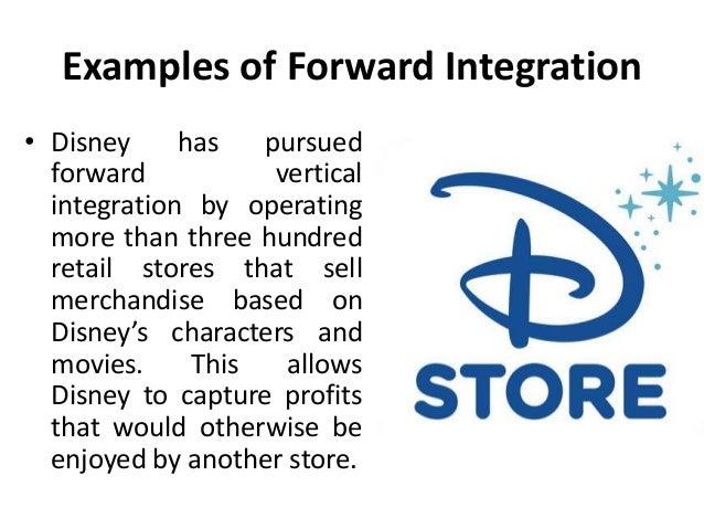 forward vertical integration - integration strategies -corporate lev…