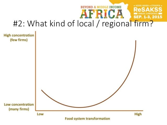 #2: What kind of local / regional firm?