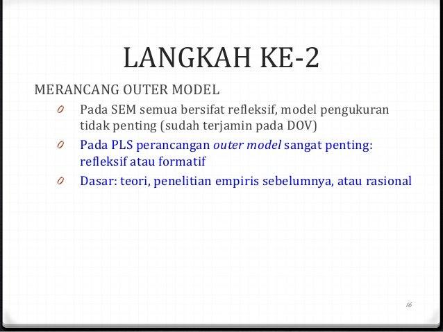 Metode alternatif pls tahap ke 3 17 konstruksi diagram jalur ccuart Images