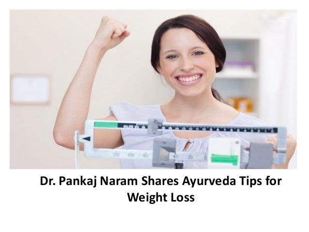 Dr Pankaj Naram Home Remedies For Weight Loss