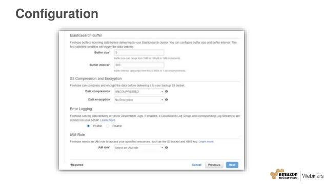 Real-Time Log Analytics using Amazon Kinesis and Amazon
