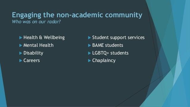 What we did next Establishing common themes