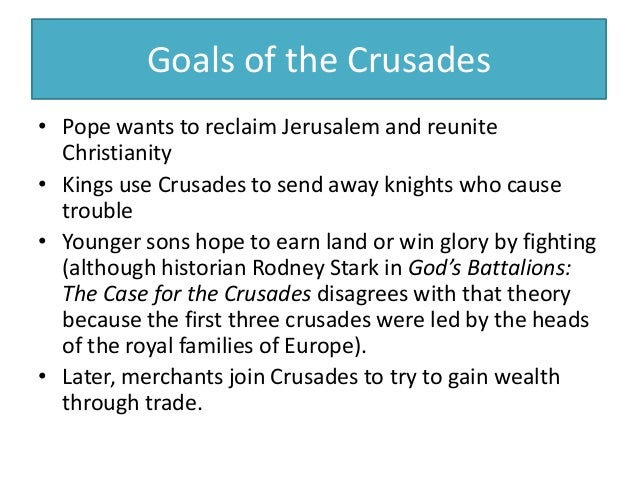 14 1 Church Reform And The Crusades 1