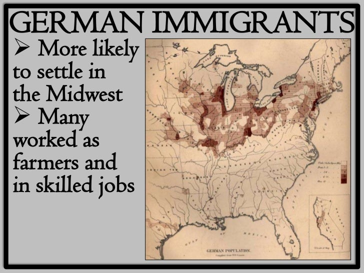 """the start of the german immigration to the midwest The state historical museum of iowa will host a traveling exhibit, """"german iowa and the global midwest"""" from april 6-may 1 the exhibit shows important facets of german iowan history, such."""