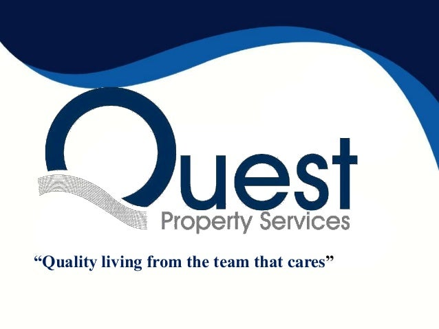 """""""Quality living from the team that cares"""""""