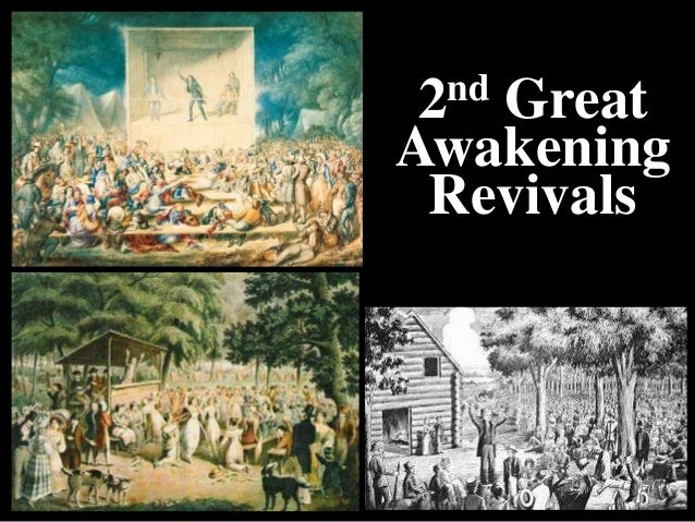 the second great awakening Second great awakening the second great awakening was a religious movement that attempted to revive religion in the nineteenth century.