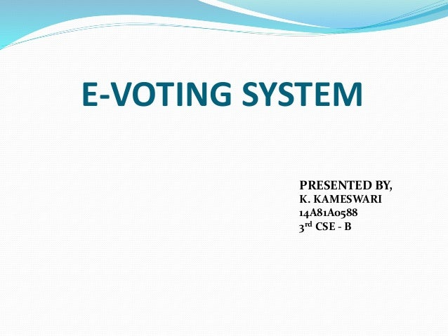 e voting system in nigeria 2019 elections: inec collaborates with nitda for e  elections and improve the nation's electoral system  the e-nigeria conference will be used as a.
