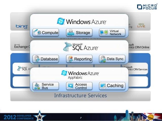Application Services  Software Services  Platform ServicesInfrastructure Services           7