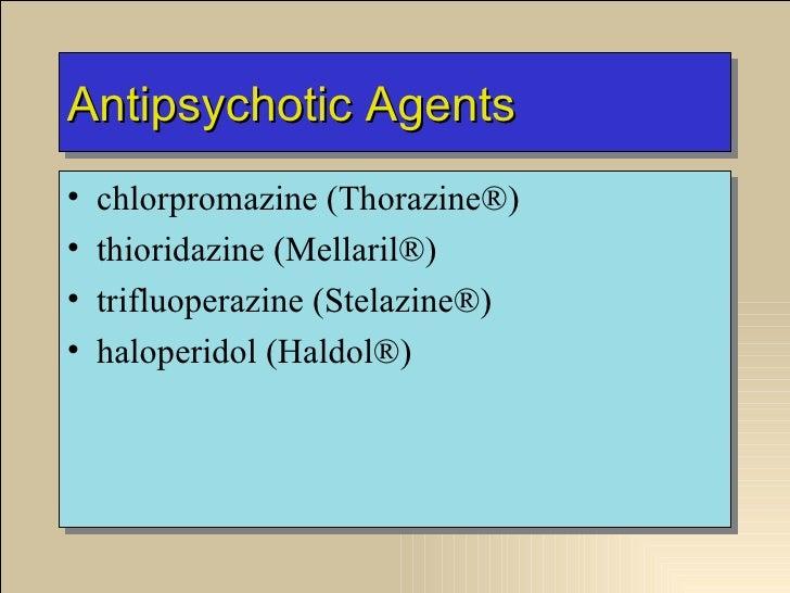 haldol toxicity