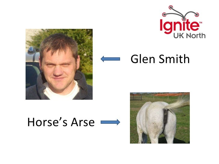 Glen Smith Horse's Arse