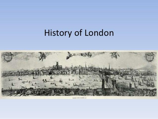 History of London