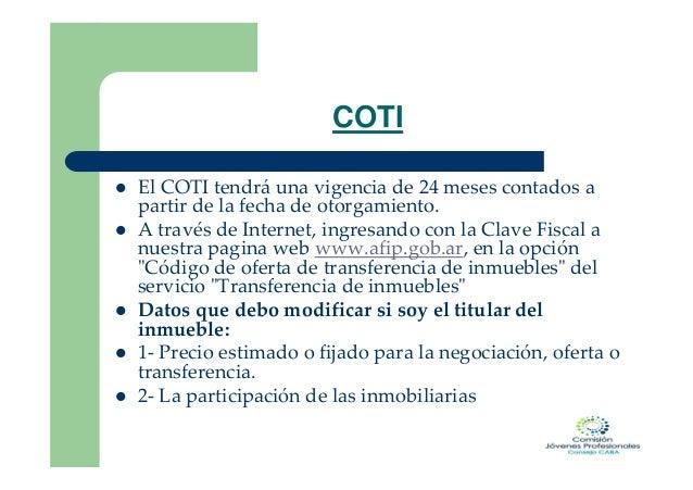 14 impuestos reg informacion 28 07 for Paginas de inmuebles