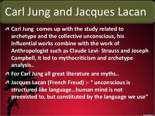an analysis of the notion that the unconscious which is structured like a language Not even our unconscious escapes the effects of language, which is why lacan argues that the unconscious is structured like a language (four fundamental203) lacan's version of psychosexual development is, therefore, organized around the subject's ability to recognize, first, iconic signs and, then, eventually, language.
