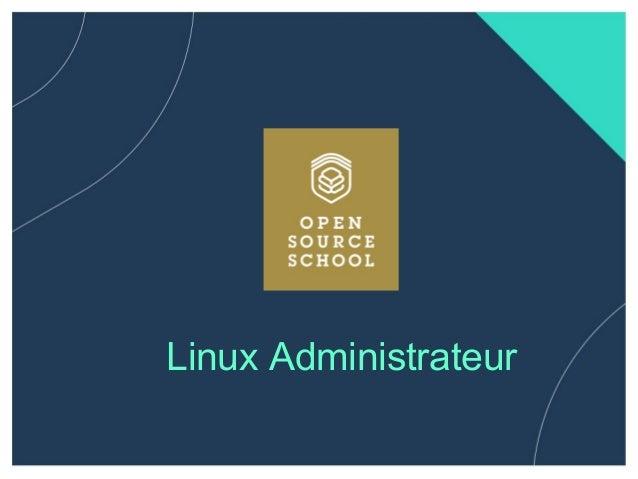 Linux Administrateur