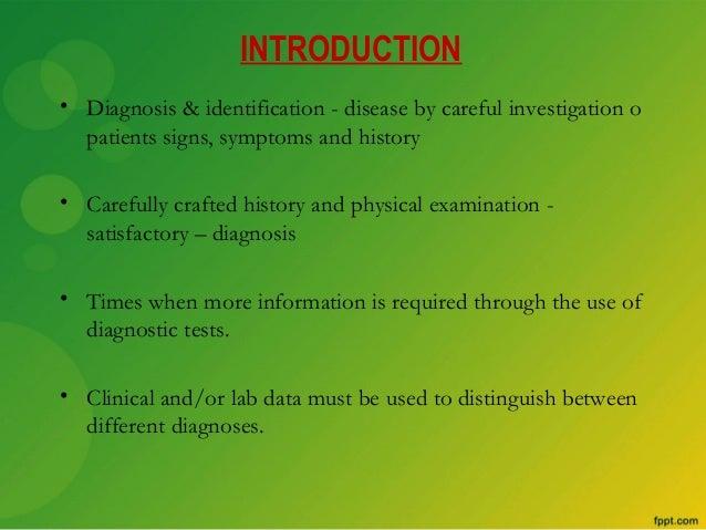 laboratory  investigations Slide 3