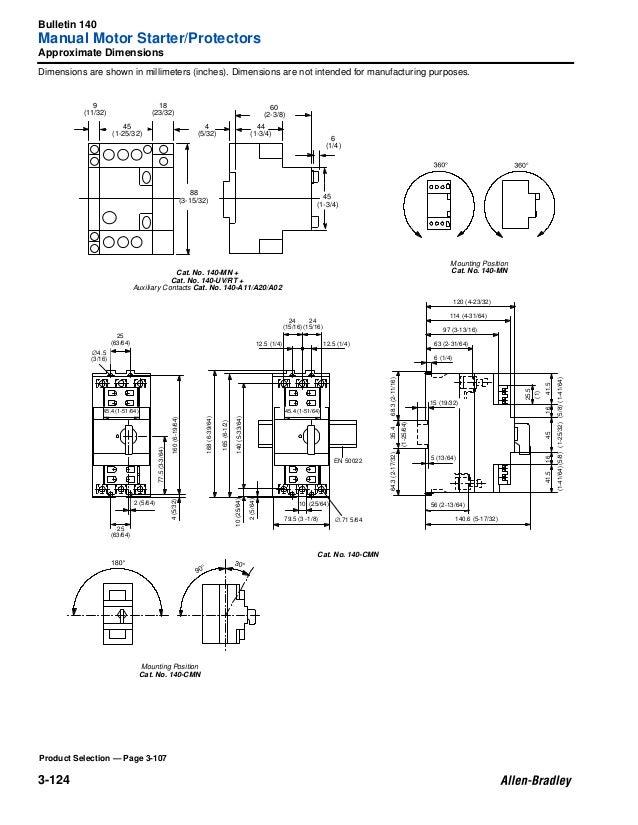 Catalogo Disjuntor Allen Bradley 140MN