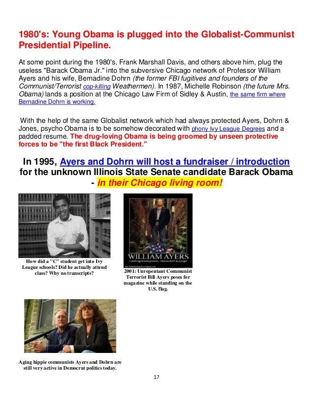 140027783 President Psycho The Hidden History Of Barack Obama