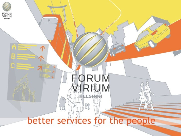 Jarmo Eskelinen - Better services for the people