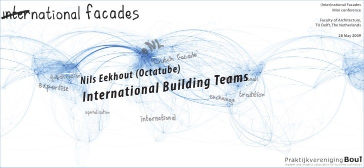 (Inter)national Facades                                                    Mini conference                                ...