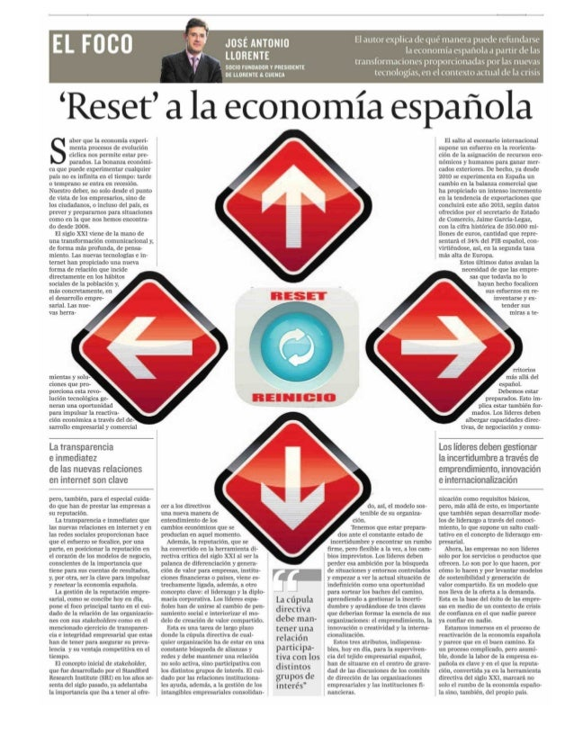 10/01/14  MADRID Prensa: Diaria Tirada: 42.937 Ejemplares Difusión: 30.650 Ejemplares  Cód: 77759512  CINCO DIAS  Página: ...