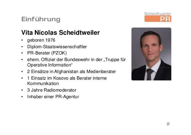 Das Berufsfeld PR - Vortrag am 13. Januar 2014 Slide 2