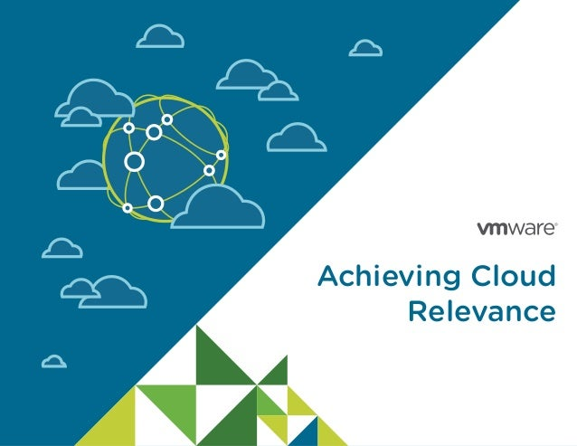 Achieving Cloud Relevance