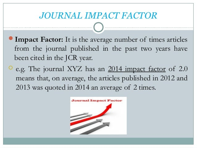 journal of scientific research and essays impact factor International peer-reviewed journal publishes multidisciplinary research papers   impact factor is 4057 according to 2018 release of journal citation reports.