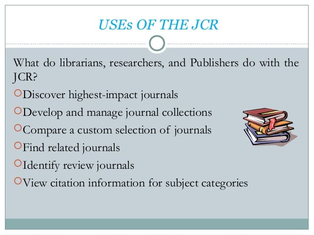 how to find the impact factor of the journal