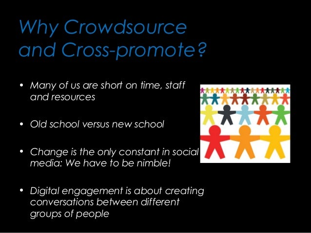Image result for Cross Promotion and Crowdsourcing