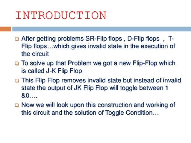 J K Masterslave Flipflops