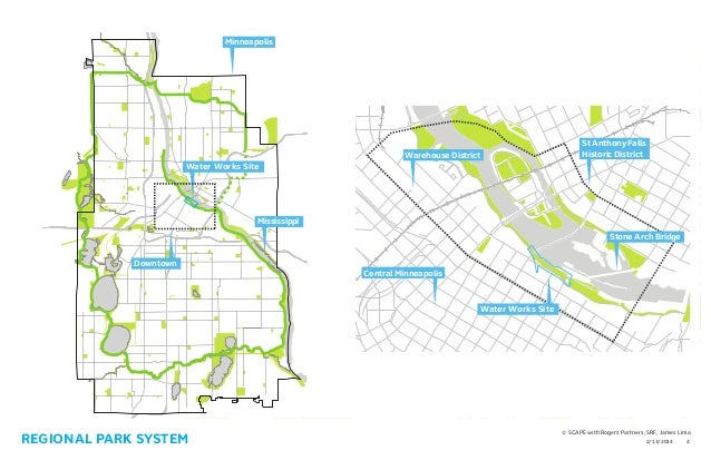 Water Works Park Design Presentation February 13 2014